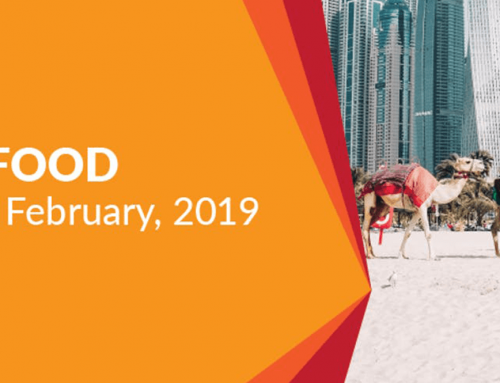 BALARISI as a visitor at Gulfood 2019