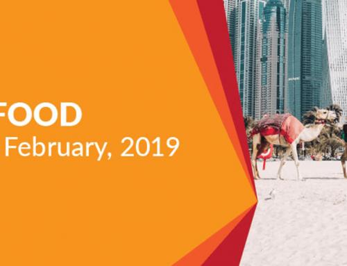 BALARISI as a visitor at Gulfood 2019
