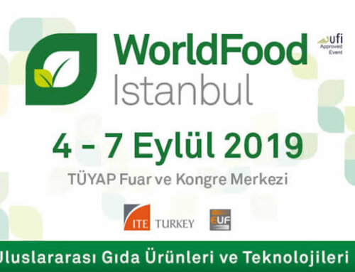 BALARISI at World Food Istanbul Exhibition 2019