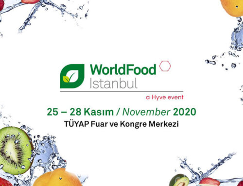 BALARISI at World Food Istanbul Exhibition 2020
